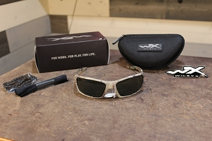 Wiley-X Rebel Polarized Green Lens